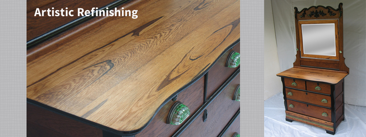 Artistic Finishes and Restored Antiques