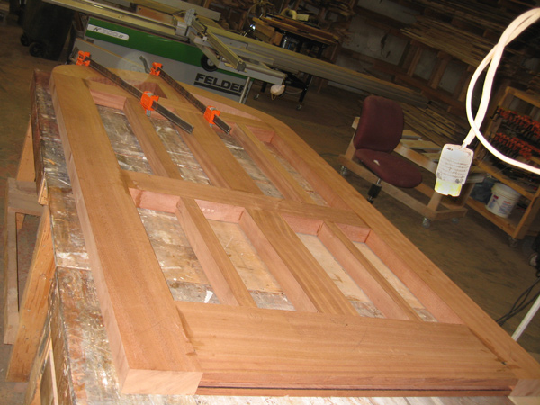 Custom Exterior Door Assembly