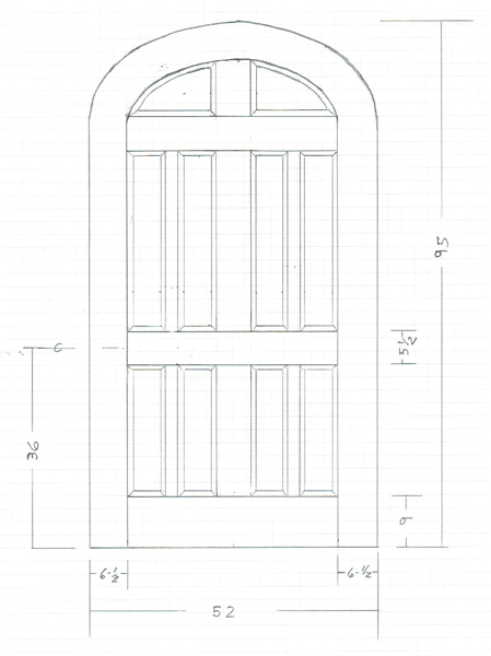 Custom Doors Design