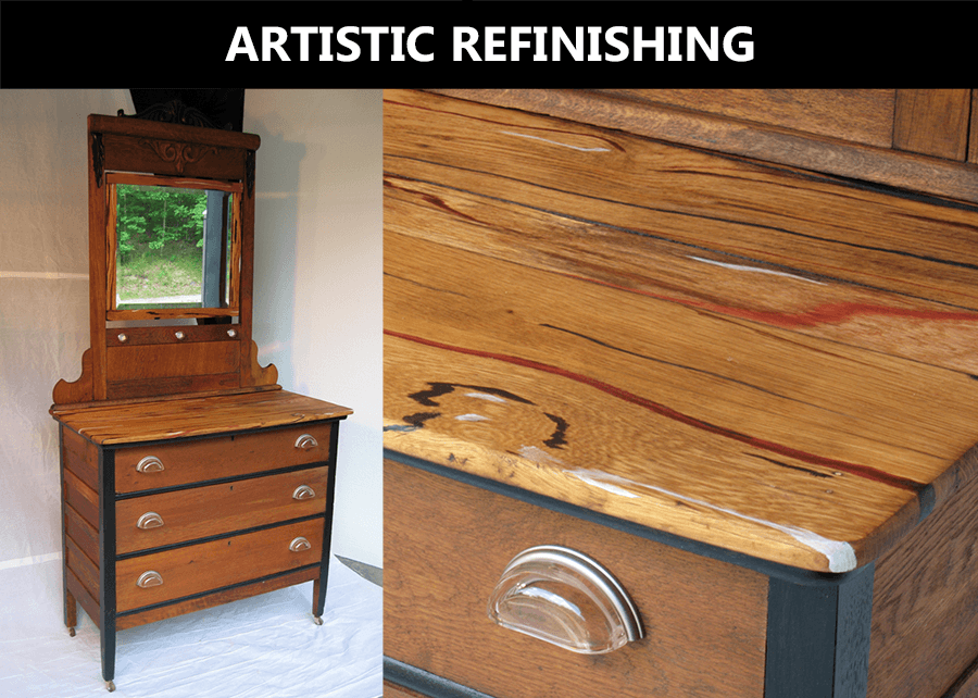 Furniture Stripping And Refinishing Old Virginia Woodworking